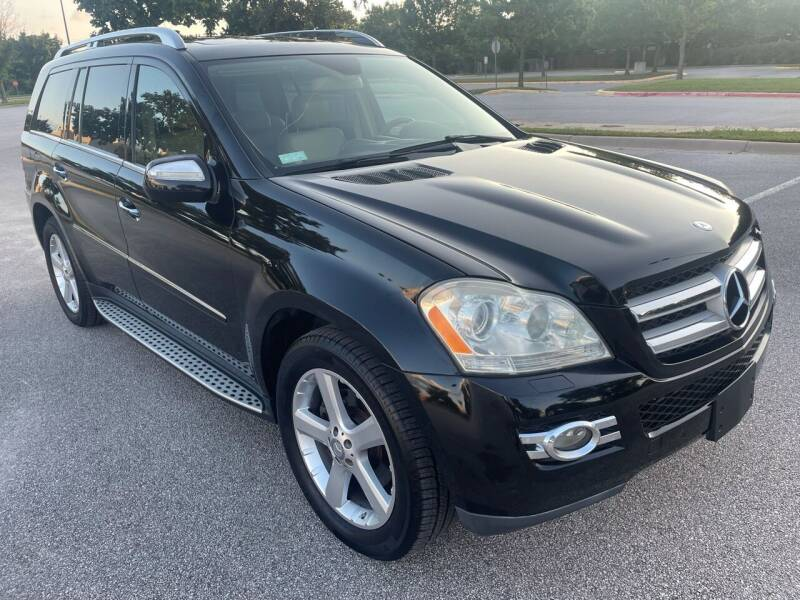 2009 Mercedes-Benz GL-Class for sale at Austin Direct Auto Sales in Austin TX