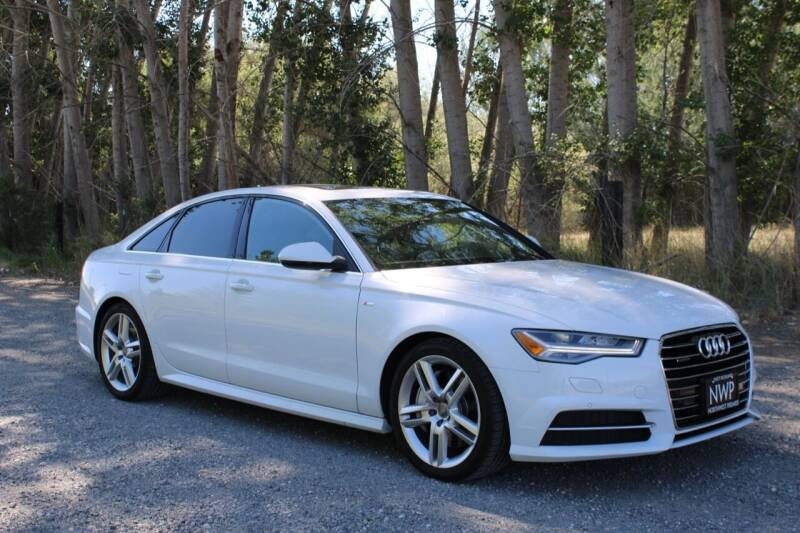 2016 Audi A6 for sale at Northwest Premier Auto Sales in West Richland WA