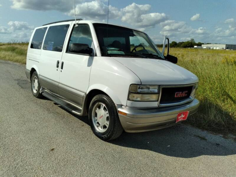 2003 GMC Safari for sale at South Point Auto Sales in Buda TX