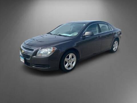 2011 Chevrolet Malibu for sale at Eley Auto Sales & Service in Loretto MN