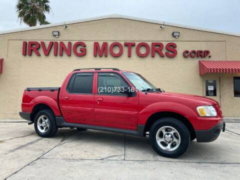 2005 Ford Explorer Sport Trac for sale at Irving Motors Corp in San Antonio TX