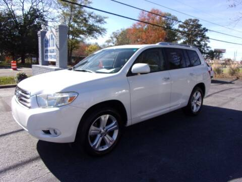 2009 Toyota Highlander for sale at Good To Go Auto Sales in Mcdonough GA