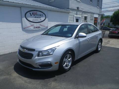 2016 Chevrolet Cruze Limited for sale at VICTORY AUTO in Lewistown PA