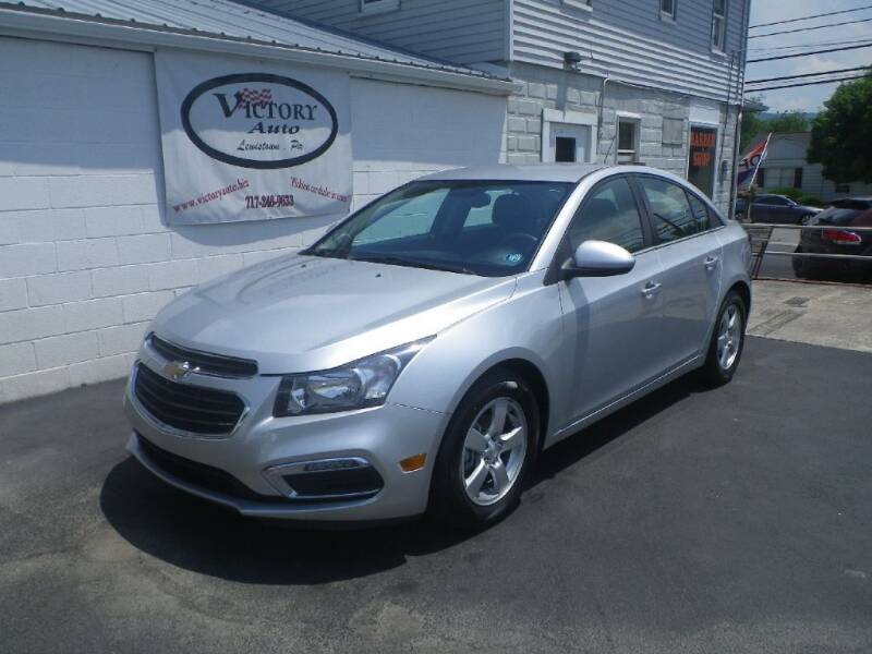 2016 Chevrolet Cruze Limited for sale in Lewistown, PA