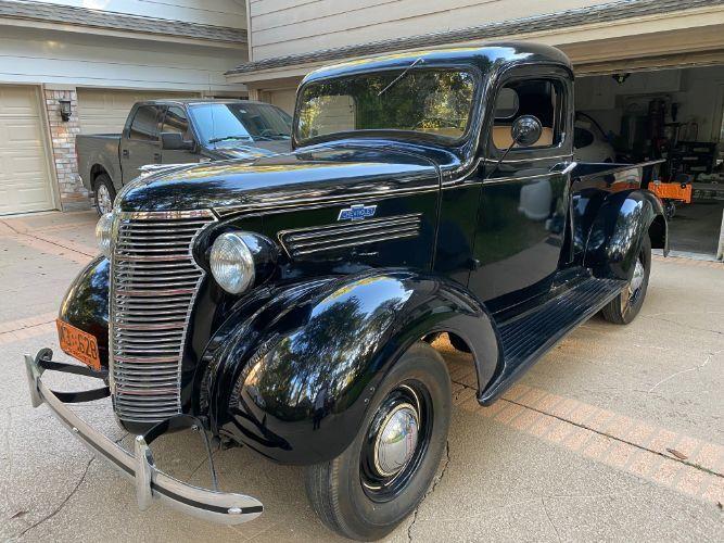 1938 Chevrolet C/K 20 Series
