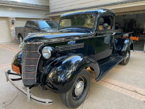 1938 Chevrolet C/K 20 Series for sale at Haggle Me Classics in Hobart IN