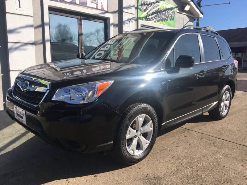 2016 Subaru Forester for sale at MARIETTA MOTORS LLC in Marietta OH