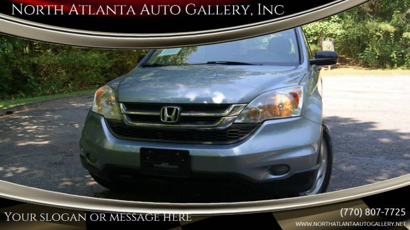 2011 Honda CR-V for sale at North Atlanta Auto Gallery, Inc in Alpharetta GA