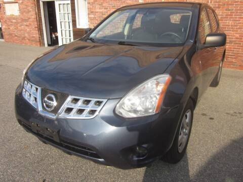 2013 Nissan Rogue for sale at Tewksbury Used Cars in Tewksbury MA
