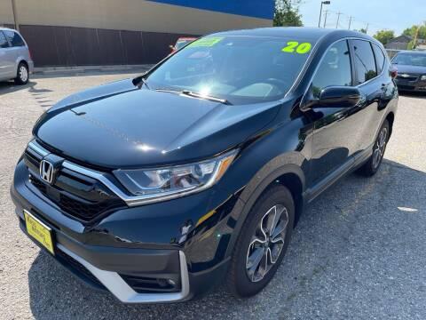 2020 Honda CR-V for sale at M.A.S.S. Motors - MASS MOTORS in Boise ID