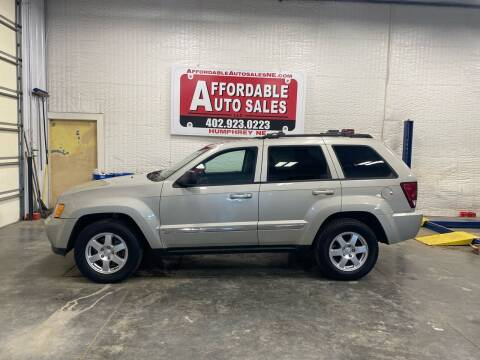 2010 Jeep Grand Cherokee for sale at Affordable Auto Sales in Humphrey NE