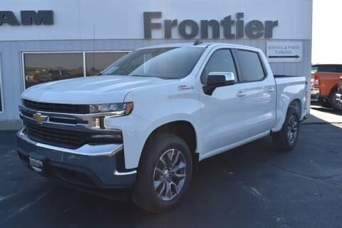 2021 Chevrolet Silverado 1500 for sale at Frontier Motors Automotive, Inc. in Winner SD