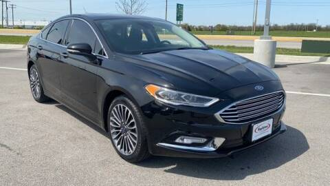2017 Ford Fusion for sale at Napleton Autowerks in Springfield MO