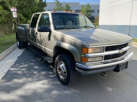 2000 Chevrolet C/K 3500 Series for sale at PM Auto Group LLC in Chantilly VA