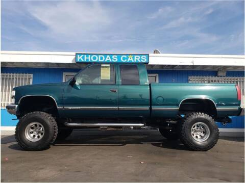 1995 Chevrolet C/K 1500 Series for sale at Khodas Cars in Gilroy CA