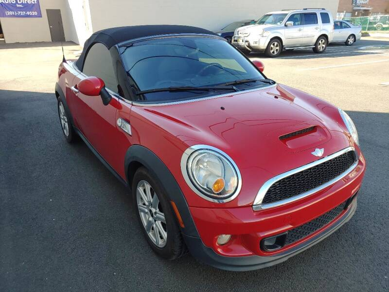 2014 MINI Roadster for sale at Auto Direct Inc in Saddle Brook NJ