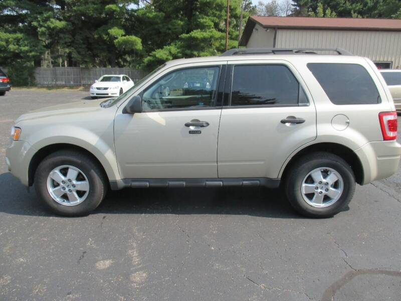 2011 Ford Escape for sale at Home Street Auto Sales in Mishawaka IN
