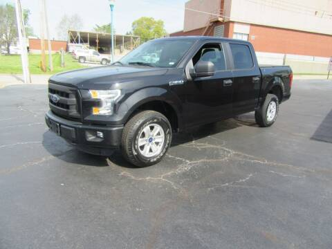 2015 Ford F-150 for sale at Riverside Motor Company in Fenton MO