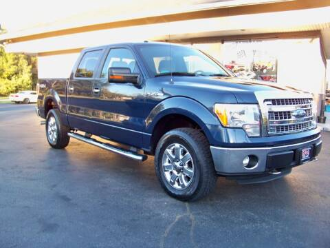 2013 Ford F-150 for sale at RPM Auto Sales in Mogadore OH