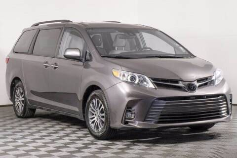 2019 Toyota Sienna for sale at Chevrolet Buick GMC of Puyallup in Puyallup WA