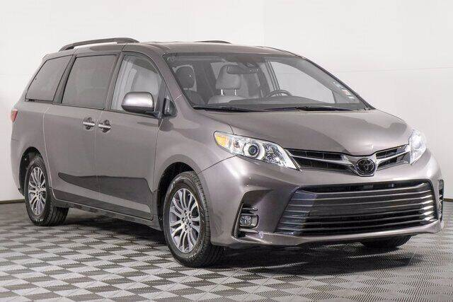 2019 Toyota Sienna for sale at Washington Auto Credit in Puyallup WA