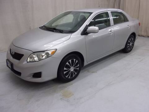 2009 Toyota Corolla for sale at Paquet Auto Sales in Madison OH