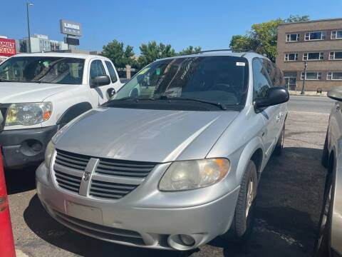 2007 Dodge Grand Caravan for sale at Capitol Hill Auto Sales LLC in Denver CO