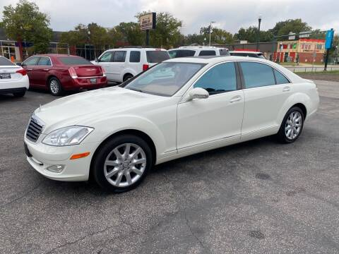 2008 Mercedes-Benz S-Class for sale at BWK of Columbia in Columbia SC