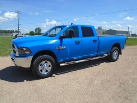 2014 RAM Ram Pickup 2500 for sale at SWENSON MOTORS in Gaylord MN