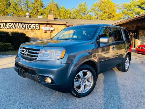 2013 Honda Pilot for sale at Classic Luxury Motors in Buford GA