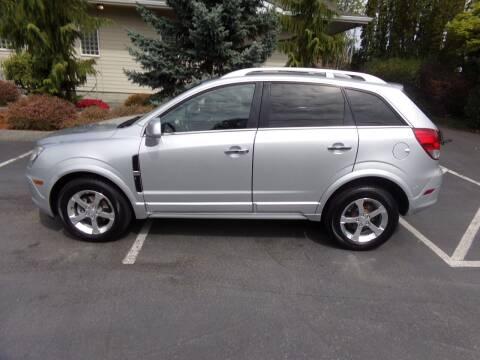 2012 Chevrolet Captiva Sport for sale at Signature Auto Sales in Bremerton WA