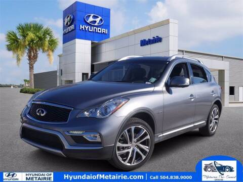 2017 Infiniti QX50 for sale at Metairie Preowned Superstore in Metairie LA