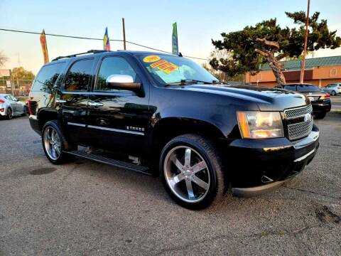 2008 Chevrolet Tahoe for sale at Stark Auto Sales in Modesto CA