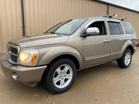 2006 Dodge Durango for sale at Prime Auto Sales in Uniontown OH