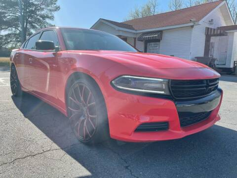 2017 Dodge Charger for sale at Airbase Auto Sales in Cabot AR