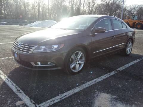 2013 Volkswagen CC for sale at B&B Auto LLC in Union NJ