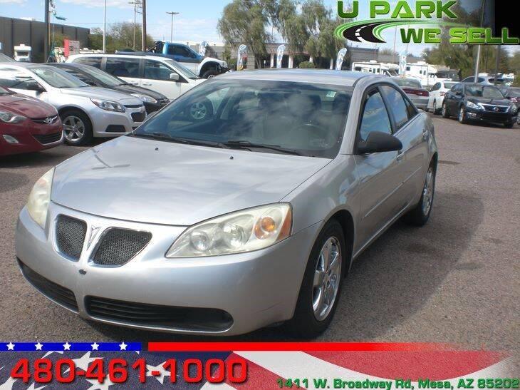 2006 Pontiac G6 for sale at UPARK WE SELL AZ in Mesa AZ