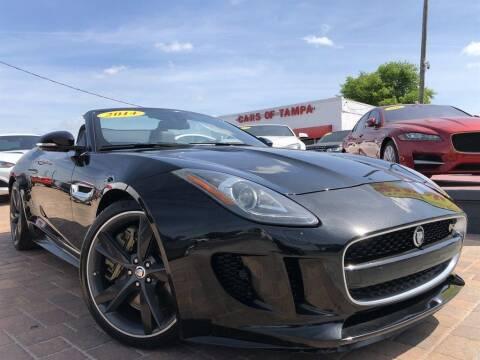 2014 Jaguar F-TYPE for sale at Cars of Tampa in Tampa FL
