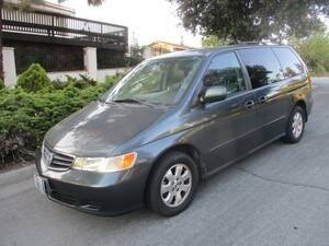 2003 Honda Odyssey for sale at Inspec Auto in San Jose CA