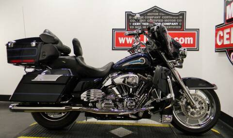 2002 Harley-Davidson ELECTRA GLIDE CLASSIC for sale at Certified Motor Company in Las Vegas NV