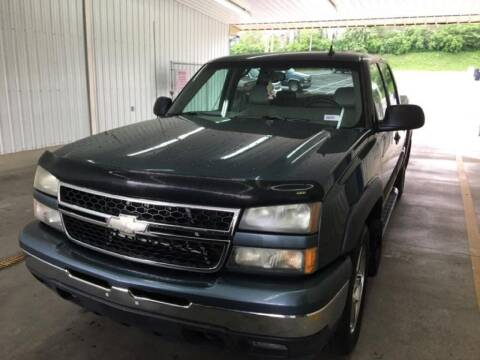 2006 Chevrolet Silverado 1500 for sale at Drive Today Auto Sales in Mount Sterling KY