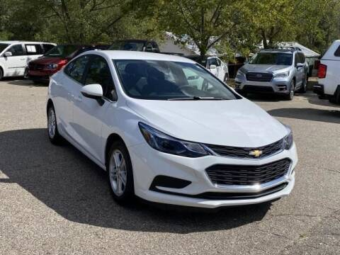 2018 Chevrolet Cruze for sale at K&M Wayland Chrysler  Dodge Jeep Ram in Wayland MI