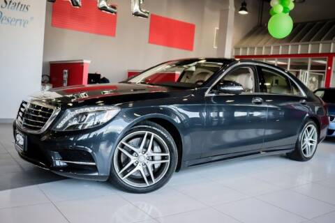 2016 Mercedes-Benz S-Class for sale at Quality Auto Center of Springfield in Springfield NJ