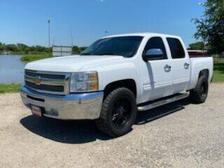 2012 Chevrolet Silverado 1500 for sale at TINKER MOTOR COMPANY in Indianola OK
