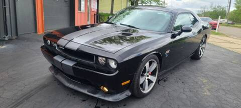 2011 Dodge Challenger for sale at Steve's Auto Sales in Madison WI