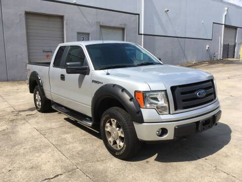 2009 Ford F-150 for sale at Legacy Motor Sales in Norcross GA