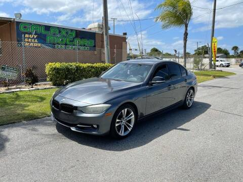 2013 BMW 3 Series for sale at Galaxy Motors Inc in Melbourne FL