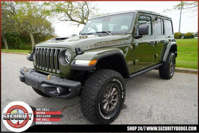 2021 Jeep Wrangler Unlimited for sale in Amityville, NY