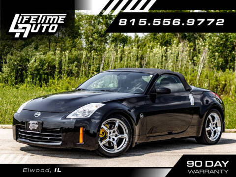2007 Nissan 350Z for sale at Lifetime Auto in Elwood IL