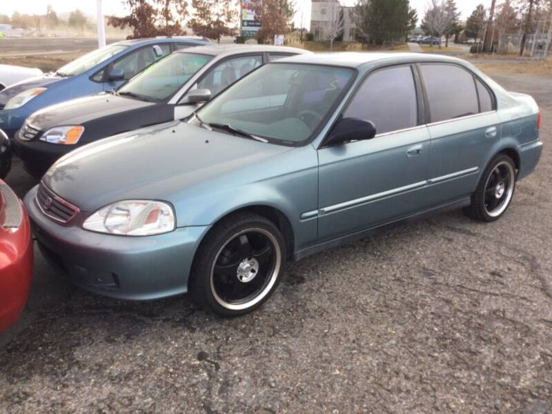2000 Honda Civic for sale at Small Car Motors in Carson City NV